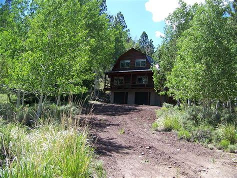 panguitch lake utah real estate log cabin for sale at