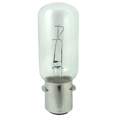 boat navigation light bulbs 2450c 24 volt 40 watt p28s marine navigation light bulb
