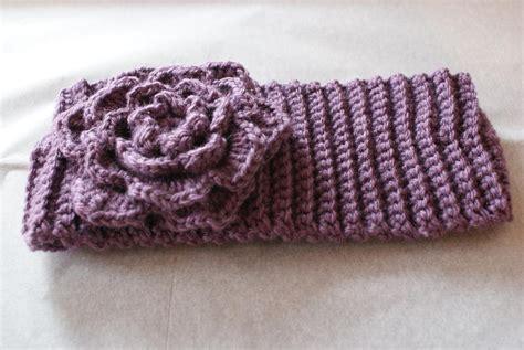 winter headbands pattern simple crochet winter headband pattern dancox for