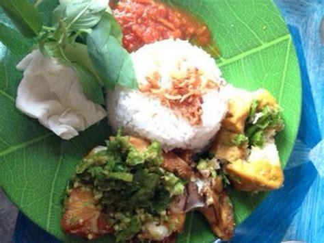 rumah makan podomoro ayam penyet cabe ijo info kuliner