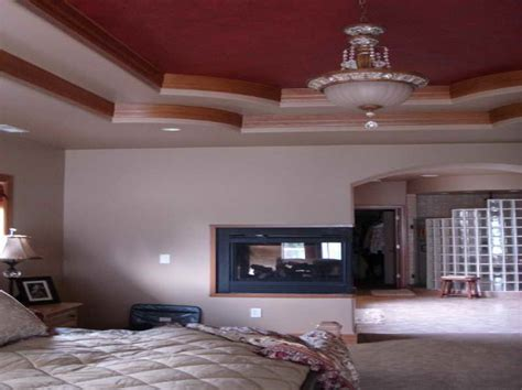 indoor trey ceiling paint ideas with bedroom trey