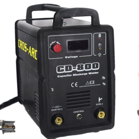 capacitor discharge arc welding stud welder cd 800 capacitor discharge stud welder allied welding