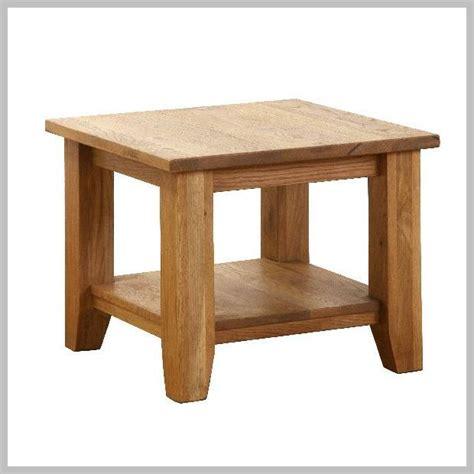 heavy oak square coffee table 61cm x 61cm x 50cm ebay