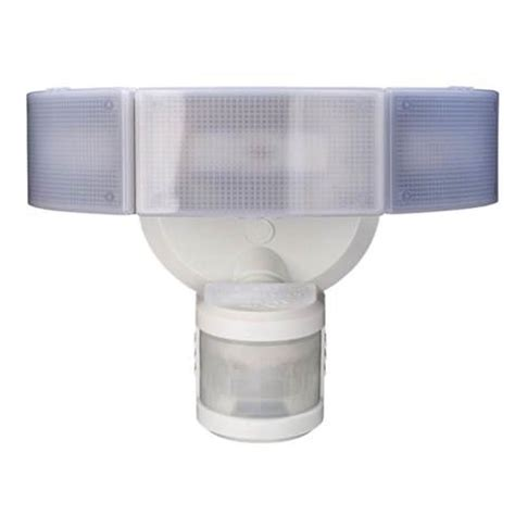270 Degree 3 Head White Led Motion Outdoor Security Light How To Install Outdoor Security Lighting