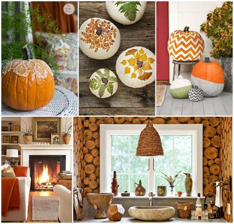 Fall Decorating Ideas For The Home 40 Cozy Fall Home Decor Ideas For Your Inspiration