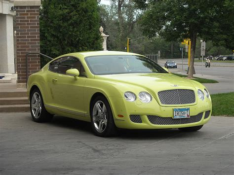 You Seen A Lime Green Bentley My Pen Needs
