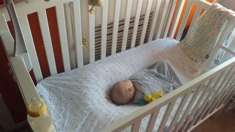Is It Safe To Swaddle Baby In Crib Swaddling Baby In Crib Swaddling May Be A Sids Risk For Babies Health News And Views Health