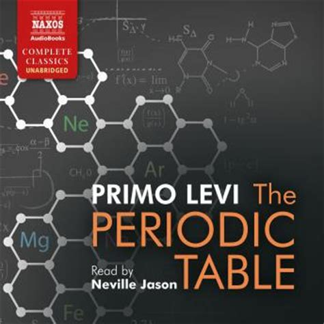 the periodic table popular penguins by primo levi penguin books new zealand listen to periodic table by primo levi at audiobooks com