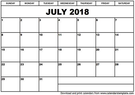 top 15 calendar 2018 templates printable 2018 calendar