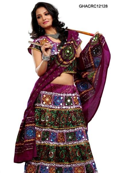 navratri chaniya choli trend dress