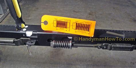 Chamberlain Garage Door Springs Chamberlain Belt Drive Garage Door Opener Review Part 2