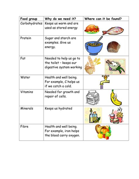 carbohydrates for grade 7 what is a balanced diet by amberprice teaching