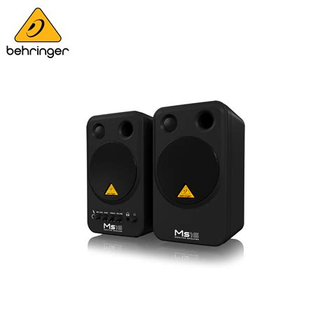 Speaker Monitor Behringer Ms16 16 Watt mrh audio behringer ms16
