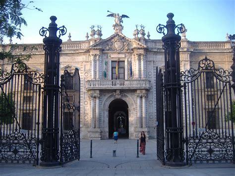 fotos antiguas universidad de sevilla rectorado universidad de sevilla foto erasmus us