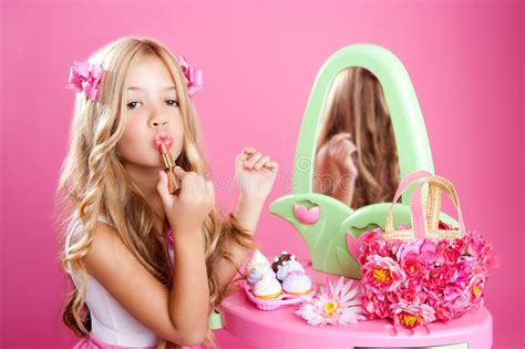 fashion doll pic children fashion doll lipstick makeup royalty