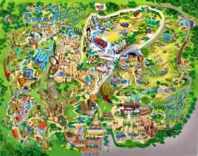 busch gardens ta florida theme parks