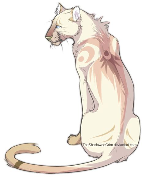 Panther Adopt :closed: by CandyBrains on DeviantArt
