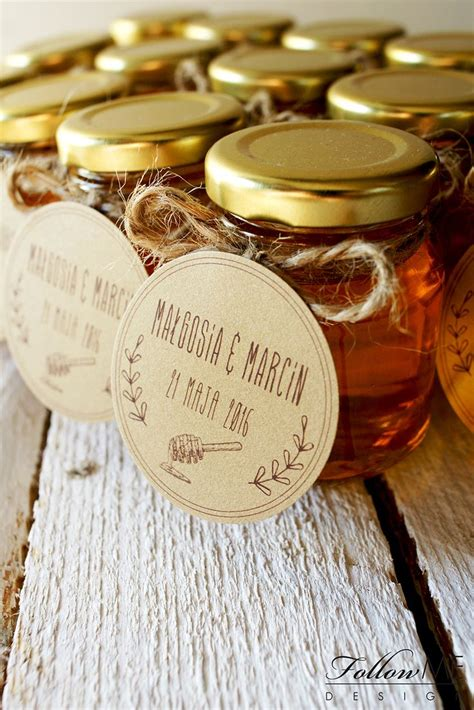 small jars of honey wedding favors 17 best ideas about honey jar favors on honey