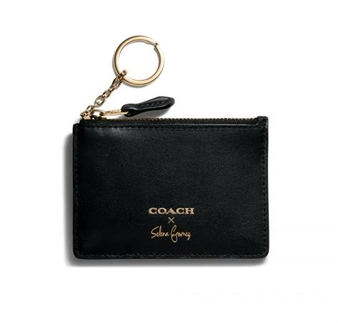 Coach X Selena Gomez Limited Edition Original here are the 11 leather goods from the coach x selena