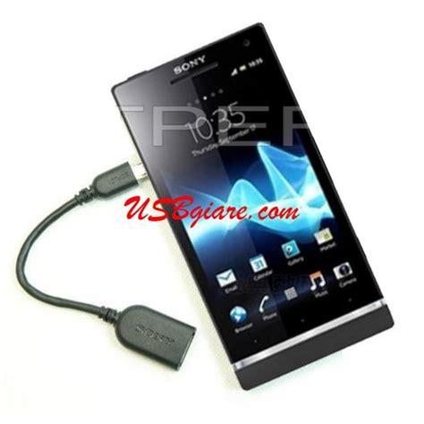 Usb Otg Sony Xperia c 225 p otg micro usb cho sony xperia