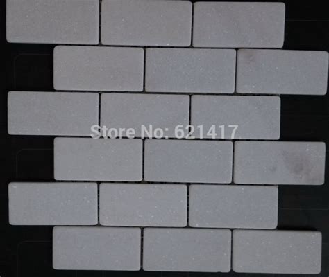 wall tiles 12x12 quot natural white marble stone mosaic mesh