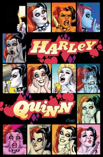 harley quinn a celebration of 25 years icv2 more harley quinn for 25th anniversary