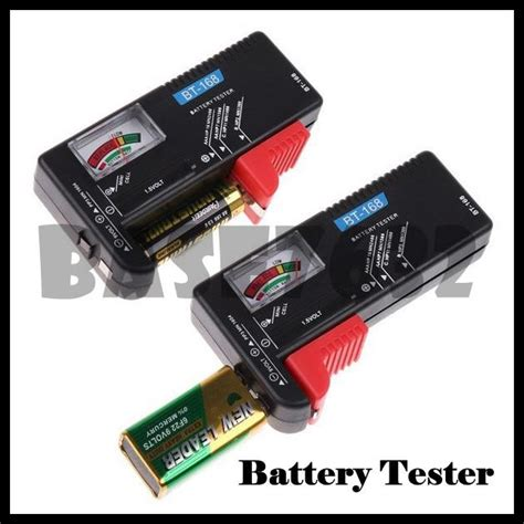 Promo Promo Charger Battery D C 9v Aa Aaa Merk Konnoc battery tester voltage checker for end 10 21 2016 12 44 pm