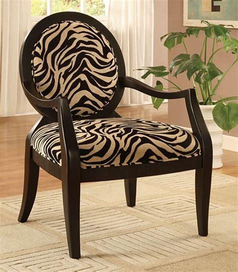 zebra print furniture uk high low zebra print chairs lifestyles