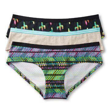 womens cotton underwear target