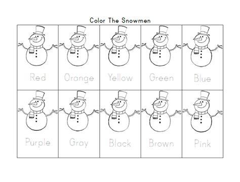 printable snowman activities for preschool snowman activities images frompo 1