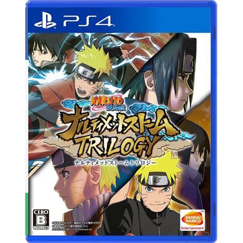 film naruto ultimate ninja storm 3 naruto shippuden ultimate ninja storm trilogy