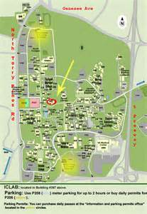 Uc San Diego Map by Icl Directions