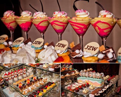 desserts for parties hello amazing dessert table the martini glasses