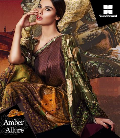 Lamiz Silk 5 gul ahmed lamis digital silk collection 2016 brandsynario