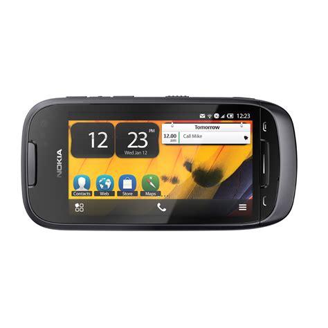 smart möbel 24 nokia 701 lo smartphone con lo schermo pi 249 brillante al