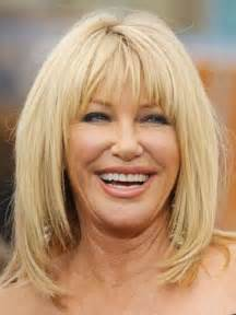suzanne somers haircut how to cut suzanne somers long shagtry a long shag like suzanne