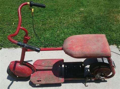 doodlebug mini bike hiawatha hiawatha bicycle shop collectibles daily