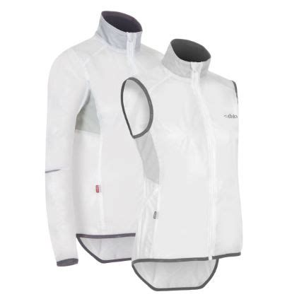 clear cycling jacket wiggle dhb women s clear race jacket and gilet bundle