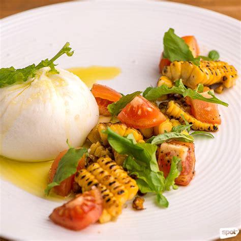la spezia raises  bar  italian food