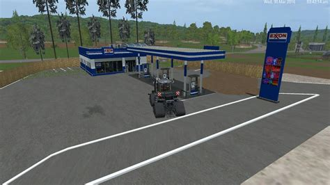 Gas Ls by Exon Placeable Gas Station V1 0 By Eagle355th Ls 2015