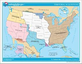 territorial acquisitions of the united states since 1783