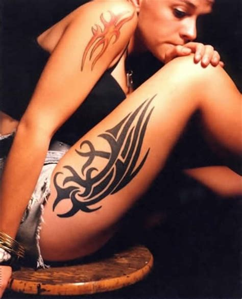 imagenes hot masculinas modelos de tatuajes para el muslo tatuajes y tattoos
