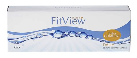 Paket Softlense 1 za芻etni paket fitview daily plus 10 le芻 lecka net