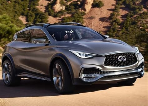 2015 Infiniti Qx30 Engine Interior Changes Redesign