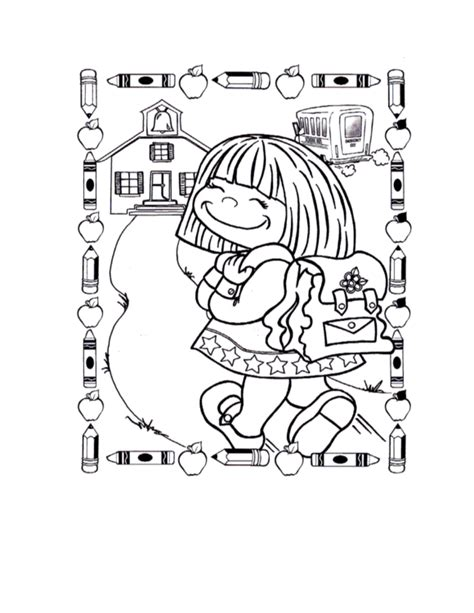 coloring page welcome to school coloring pages welcome to kindergarten coloring page