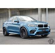 Long Beach Blue Hamann BMW X6 M By DS  GTspirit