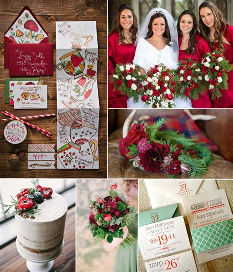 colour themes for christmas 2015 top 6 classic winter wedding color combo ideas trends
