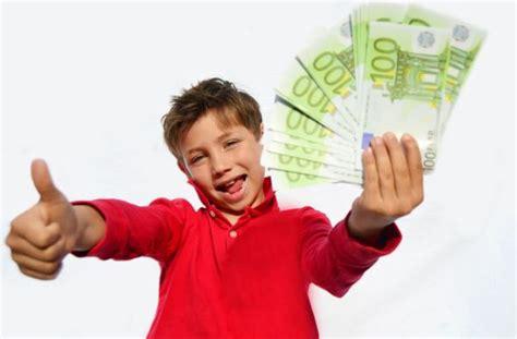 ab wann taschengeld wie viel taschengeld braucht mein artikelmagazin