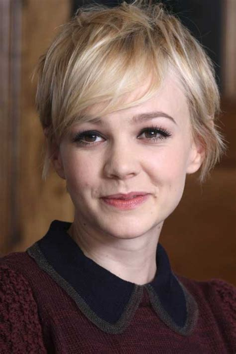 15  Best Carey Mulligan Pixie Cut   Short Hairstyles 2016