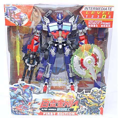 Mainan Anak Mobil Mobilan Transformers Optimus Prime robot transformers optimus prime edition besar